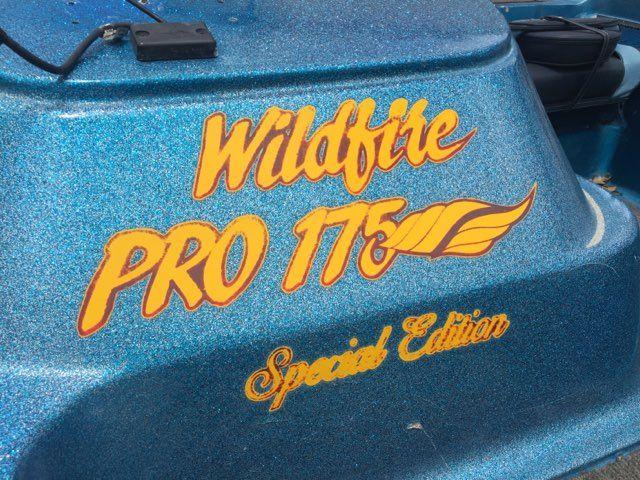 1998 Tidecraft WILDFIRE PRO 175 in San Antonio, Texas 78006