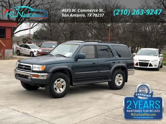 1998 Toyota 4Runner Limited Sport Utility 4D in San Antonio, TX 78237
