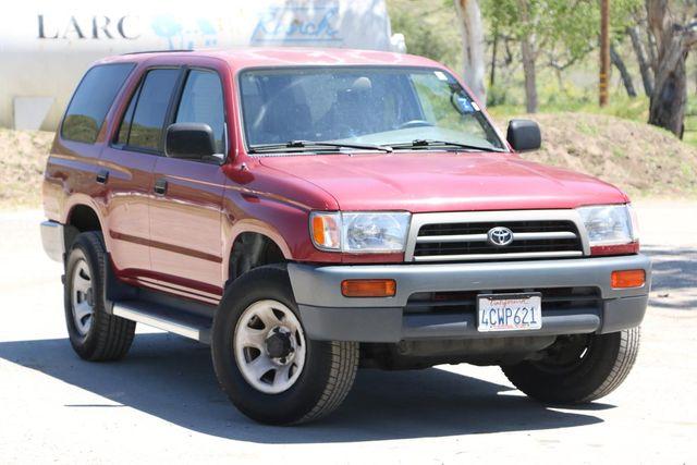 1998 Toyota 4Runner 5 SPEED MANUAL Santa Clarita, CA 3