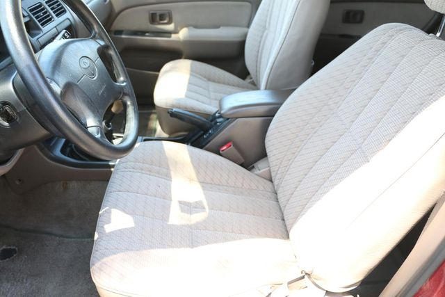 1998 Toyota 4Runner 5 SPEED MANUAL Santa Clarita, CA 16