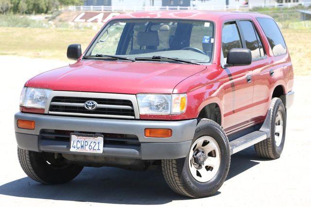 1998 Toyota 4Runner 5 SPEED MANUAL Santa Clarita, CA 4