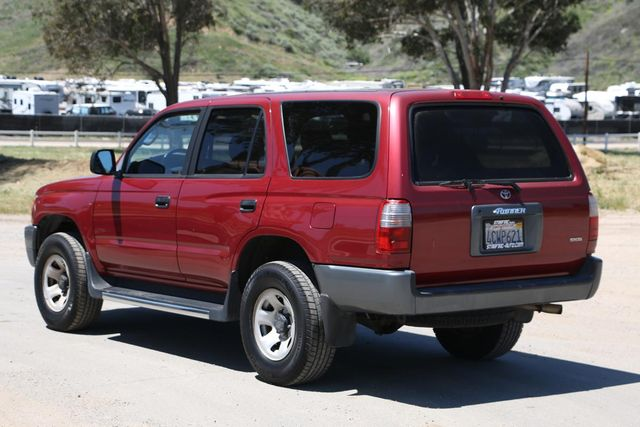 1998 Toyota 4Runner 5 SPEED MANUAL Santa Clarita, CA 5