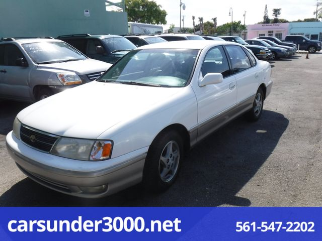 1998 Toyota Avalon XLS Lake Worth , Florida 1