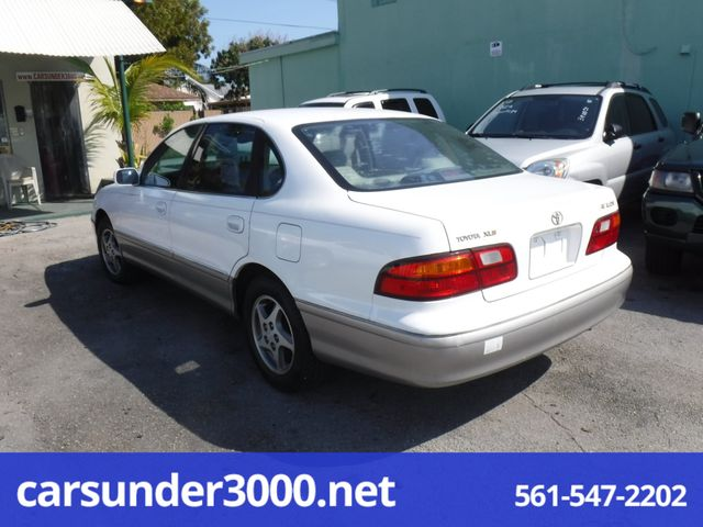 1998 Toyota Avalon XLS Lake Worth , Florida 8