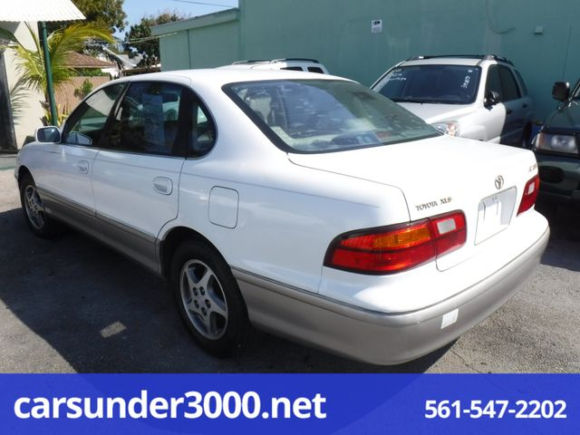 1998 Toyota Avalon XLS Lake Worth , Florida 2