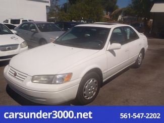 1998 Toyota Camry LE Lake Worth , Florida