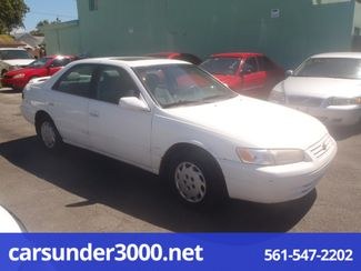 1998 Toyota Camry LE Lake Worth , Florida 1