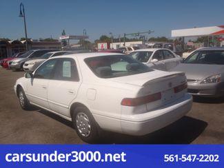 1998 Toyota Camry LE Lake Worth , Florida 3
