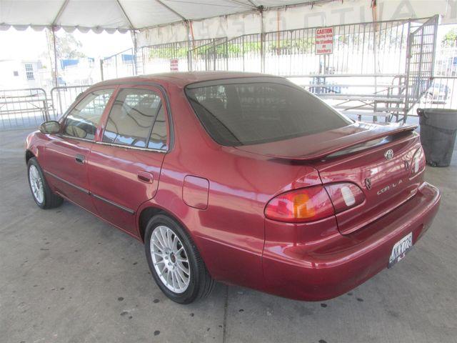 1998 Toyota Corolla CE Gardena, California 1
