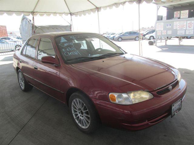 1998 Toyota Corolla CE Gardena, California 3