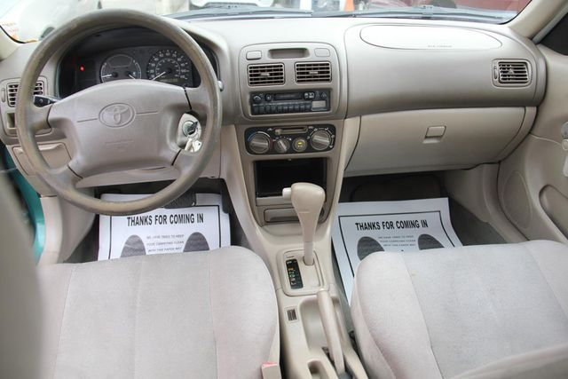 1998 Toyota Corolla VE Santa Clarita, CA 7