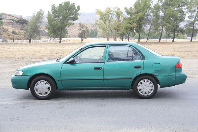 1998 Toyota Corolla VE Santa Clarita, CA 11
