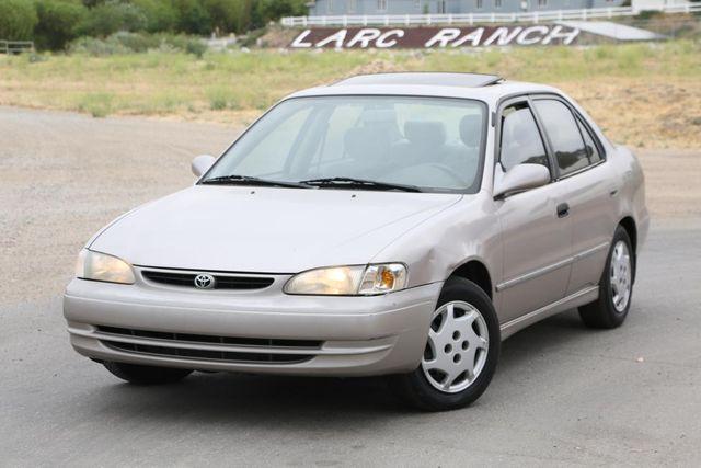 1998 Toyota Corolla LE Santa Clarita, CA 4