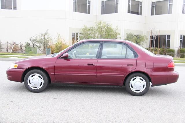 1998 Toyota Corolla LE Santa Clarita, CA 11