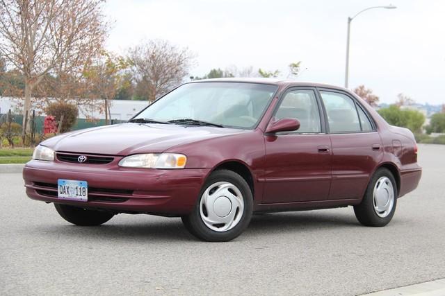 1998 Toyota Corolla LE Santa Clarita, CA 1