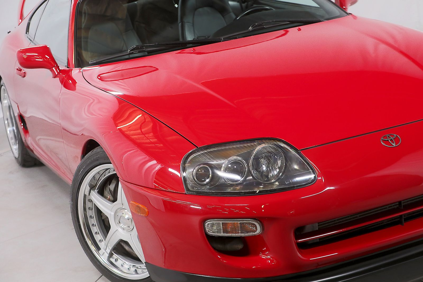 1998 Toyota Supra Turbo Bpu Manual Targa Top City California Fcd Fuel Cut Defencer Mdk International
