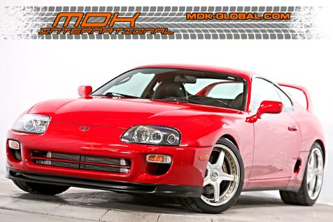 1998 Toyota Supra - Turbo - BPU - Manual - Targa Top in Los Angeles