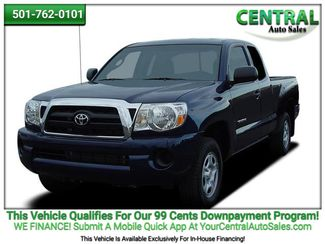 1998 Toyota Tacoma    Hot Springs, AR   Central Auto Sales in Hot Springs AR