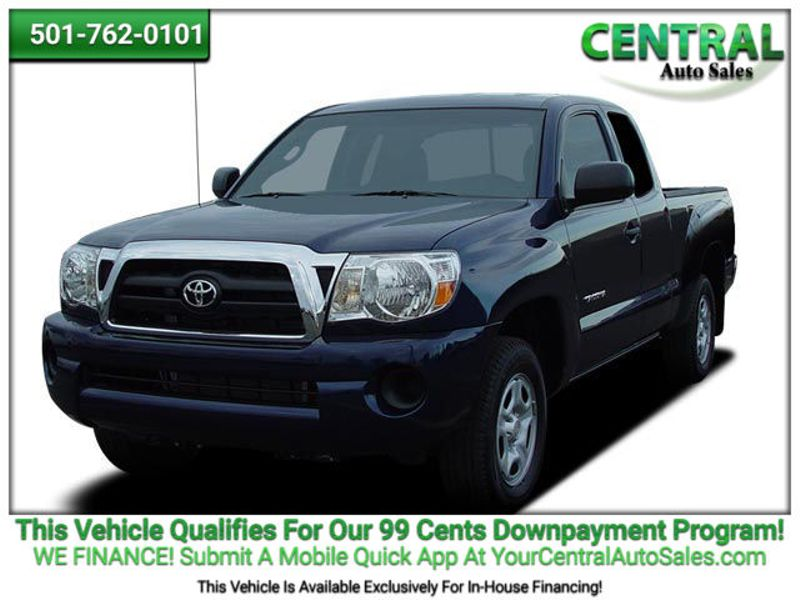 1998 Toyota Tacoma  | Hot Springs, AR | Central Auto Sales in Hot Springs AR
