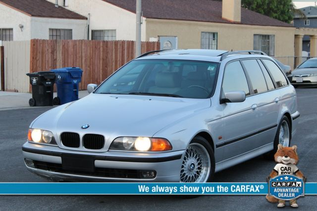 1999 BMW 528iAt AUTOMATIC 122K MLS SERVICE RECORDS