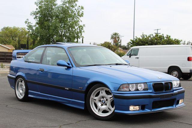 1999 BMW M Models M3 COUPE MANUAL RARE ESTORIL BLUE LTW WHLS SERVICE RECORDS in Woodland Hills, CA 91367
