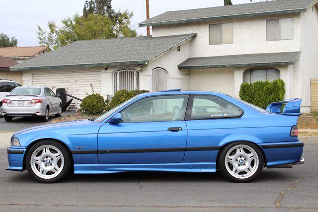 1999 BMW M Models M3 COUPE MANUAL RARE ESTORIL BLUE LTW WHLS SERVICE RECORDS in Woodland Hills CA, 91367