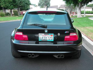 1999 BMW Z3 M Coupe 32L One Owner California Car  city California  Auto Fitnesse  in , California