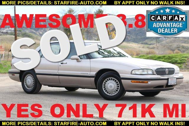 1999 Buick LeSabre Custom Santa Clarita, CA 0