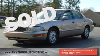 1999 Buick Park Avenue Ultra Atlanta, Georgia