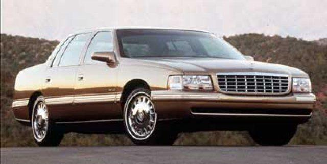 1999 Cadillac DeVille 4DR SDN in Albuquerque, New Mexico 87109