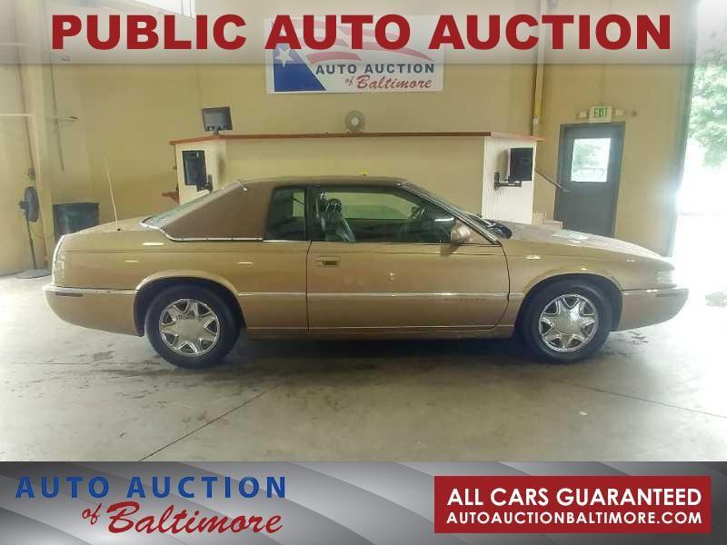 1999 Cadillac Eldorado  | JOPPA, MD | Auto Auction of Baltimore  in JOPPA MD