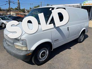 1999 Chevrolet Astro Cargo Van San Diego, CA