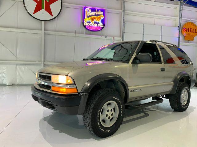 1999 Chevrolet Blazer ZR2