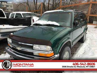 1999 Chevrolet Blazer LS in Missoula, MT 59801