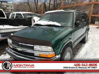 1999 Chevrolet Blazer LS in Missoula, MT 59801