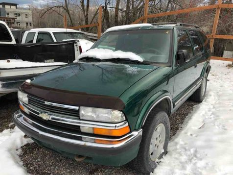 1999 Chevrolet Blazer LS in