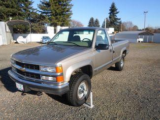 1999 Chevrolet C/K 2500 Salem, Oregon
