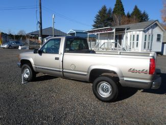 1999 Chevrolet C/K 2500 Salem, Oregon 2
