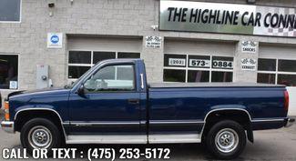 "1999 Chevrolet C/K 2500 HD Reg Cab 131.5"" WB C6P Waterbury, Connecticut 1"