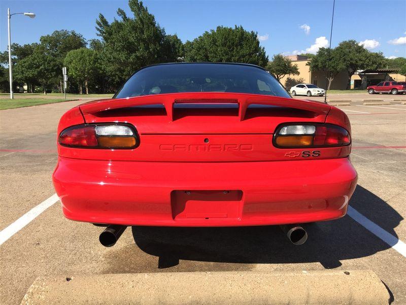 1999 Chevrolet Camaro Z28 SS  in Rowlett, Texas