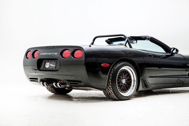 1999 Chevrolet Corvette Show Car With Many Upgrades in , TX 75006