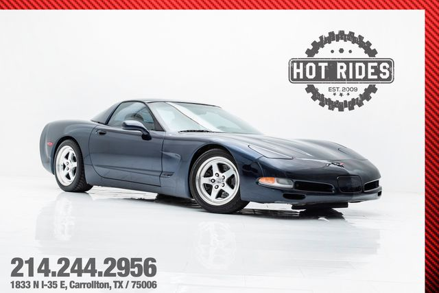 1999 Chevrolet Corvette Cammed With Many Upgrades