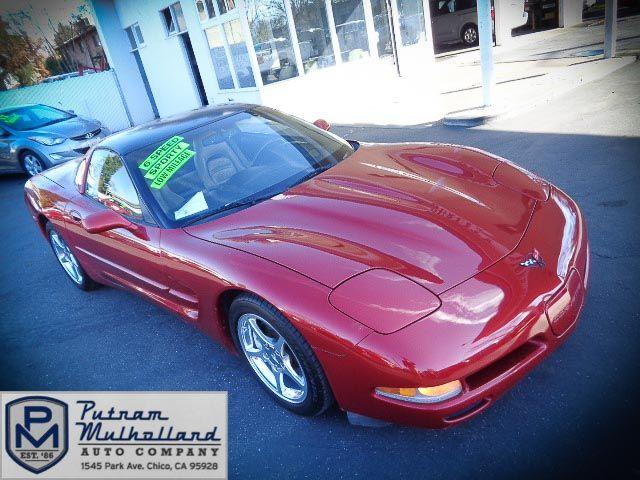 1999 Chevrolet Corvette in Chico, CA 95928