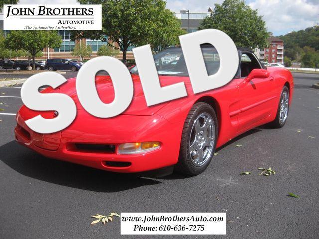 1999 Sold Chevrolet Corvette Conshohocken, Pennsylvania