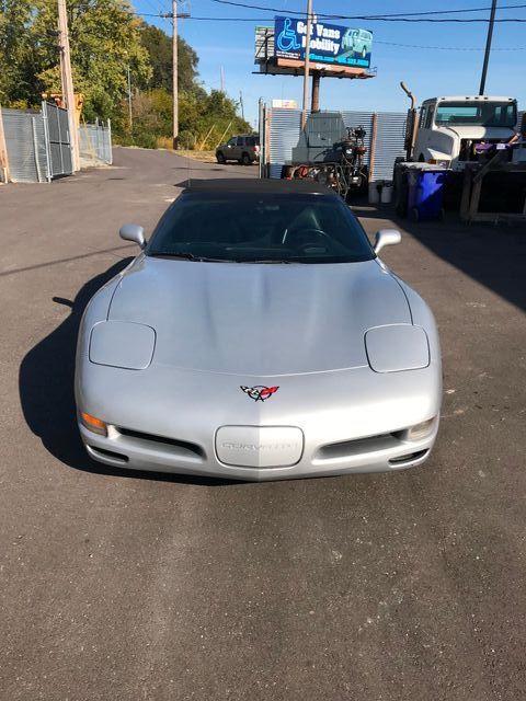 1999 Chevrolet Corvette Dallas, Georgia 2
