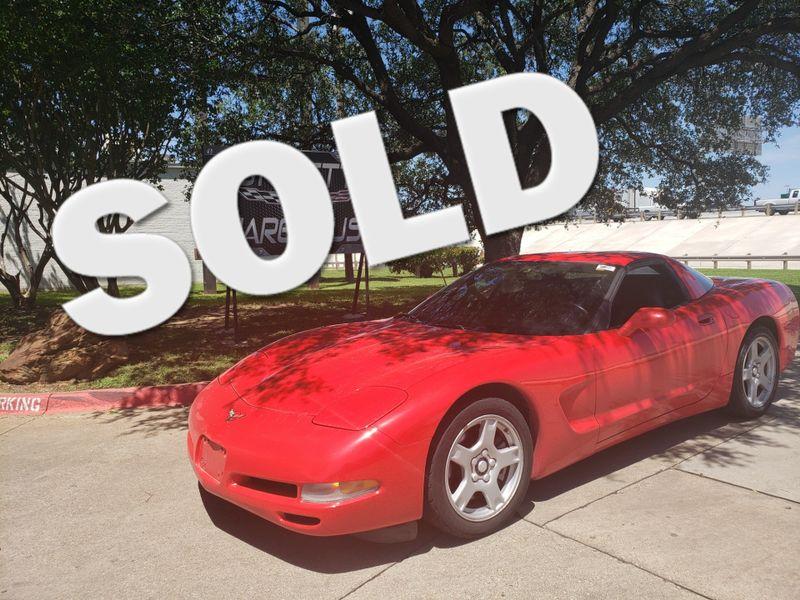 1999 Chevrolet Corvette Coupe Auto, HUD, CD Player, Alloy Wheels 79k! | Dallas, Texas | Corvette Warehouse