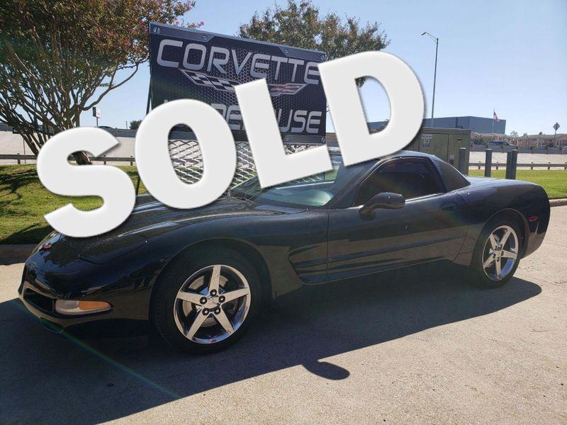 1999 Chevrolet Corvette FRC Hardtop, Manual, Bose Radio, C6 Chromes 55k!  | Dallas, Texas | Corvette Warehouse