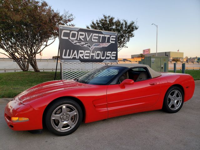 1999 Chevrolet Corvette Convertible, Auto, CD Player, Chrome Wheels 92k in Dallas, Texas 75220