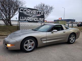 1999 Chevrolet Corvette Coupe Auto, CD Player, HUD, G92, Alloy Wheels in Dallas, Texas 75220