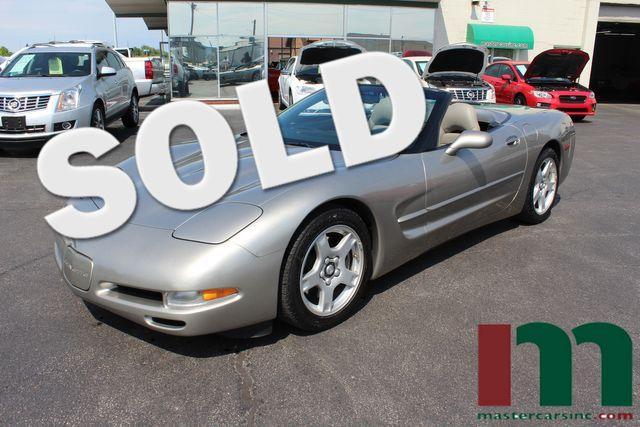 1999 Chevrolet Corvette    Granite City, Illinois   MasterCars Company Inc. in Granite City Illinois